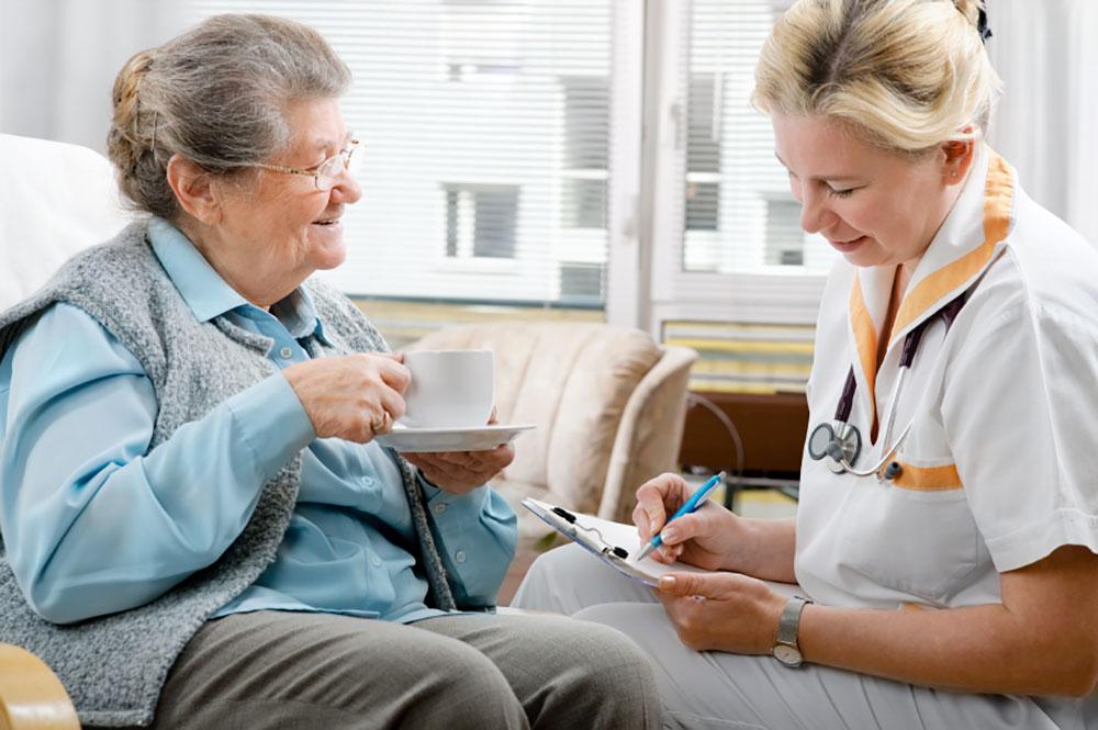 مراقبت در منزل home care