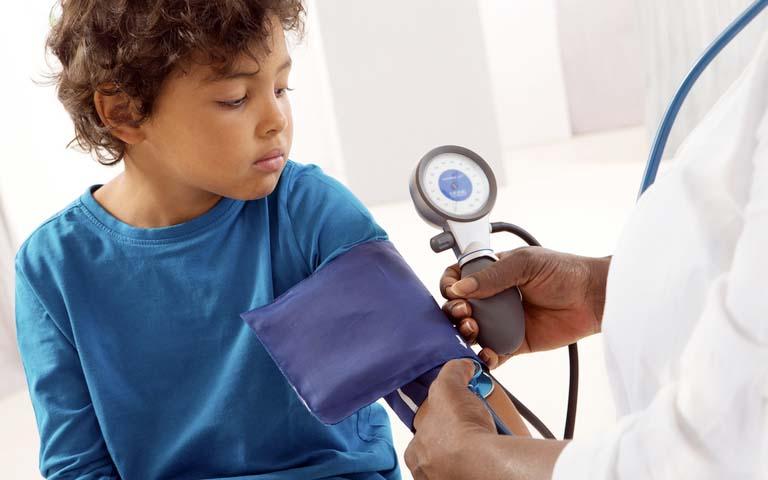 فشارخون در کودکان در پرستاری از کودک