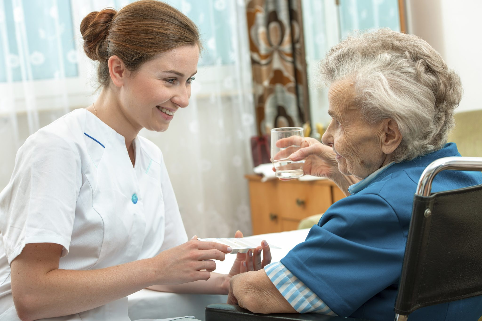 پرستاری از سالمند بیمار