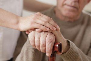 پرستاری شبانه از سالمند